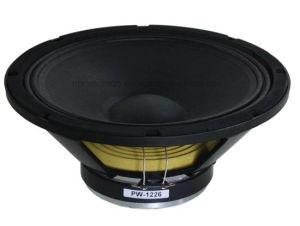 Lf Driver 12 Inches 64mm Kapton Coil Professional Speaker (PW1226-64) pictures & photos