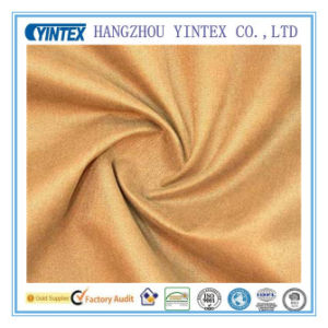 2016 Soft Yintex 100% Cotton Satin Cotton Fabric Dyed Twill pictures & photos