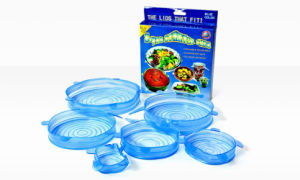 Eco-Friendly Reusable FDA Standard Leak Proof Silicone Coffee Lid pictures & photos