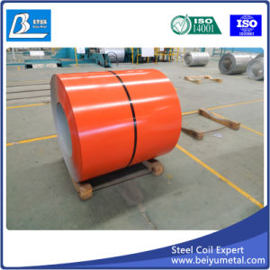 Color-Coated Galvanized Steel Coil 914-1250mm pictures & photos