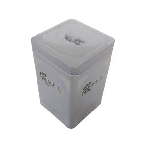 Airtight Lid Tea Tin Box Manufacture Tin Material pictures & photos