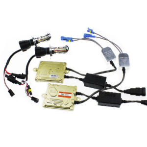 No Flickering 55W HID Xenon Kit with Powerful Canbus Ballast pictures & photos
