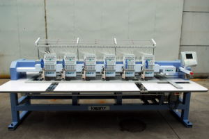 Sequin Embroidery Machine to Embroider Sequin on Garment, T-Shirt, for Textile Industry pictures & photos