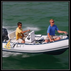 Small Inflatable Boat Fishing Boat Rubber Boat pictures & photos