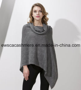 Women′s Solid Color Pure Cashmere Shawl pictures & photos