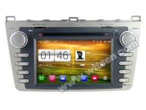 Witson Android 4.4.4 Quad Core 16GB Flash Car Radio for Mazda 6 (2008-2012) (W2-M012S) pictures & photos