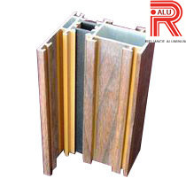 Aluminum/Aluminium Extrusion Profiles for Higher Quality Window/Door/Curtain Wall/Shutter pictures & photos