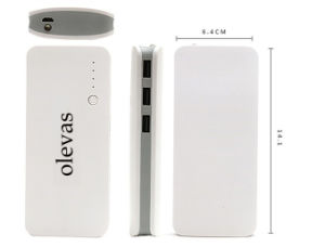 Wholesale Best Quality Portable RoHS 3 USB Power Bank for Mobile Phone, Power Charger, Fully 20000mAh Power Bank pictures & photos