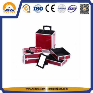 Detachable Aluminium Large Trolley Case with Mirror (HB-3320) pictures & photos