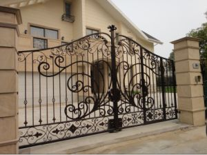 Classic Design House Iron Gate Designs Uid-G003 pictures & photos