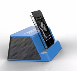 Gymsense NFC GS-X5u Portable Speakers with Stand Dock Tablet Speaker pictures & photos