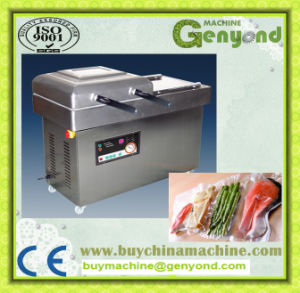 Household High Quality Double Chamber Vacuum Packing Machine pictures & photos
