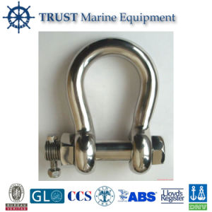 U. S Type Large Bow Stainless Steel Shackle pictures & photos