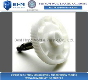 High Precision Wheel Gear Injection Mould pictures & photos