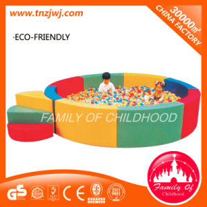 Kids Square Soft Play Outdoor PVC Ball Pool pictures & photos
