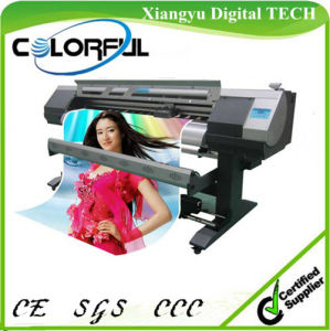 Wide Format Cmyk Poster Printer Machine, Digital Automatic High Definition Pictorial Machine (Colorful1604)