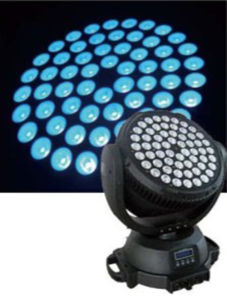 60PCS 10W LED Stage Moving Head Wash