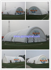 Inflatable Big Sport Tennis Hall Building Structure Garage Tent (MIC-755) pictures & photos