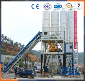 Batching Plant for Diesel Manual Concrete Mixers Machine Price pictures & photos