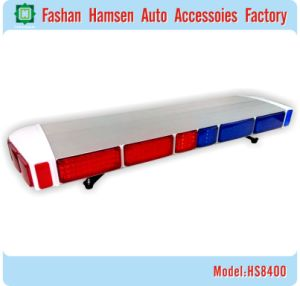 High Bright LED Police Vehicle Warning Lightbar with Siren and Speaker pictures & photos