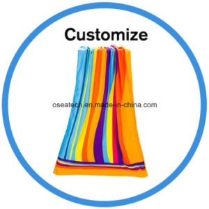 Custom Beach Towel Softtextile pictures & photos