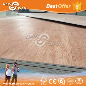 Okoume, Bintangor, Birch, Poplar Commercial Plywood / Marine Plywood pictures & photos