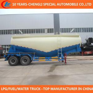 2 Axle Trailer 40cbm Dry Bulk Cement Trailer pictures & photos