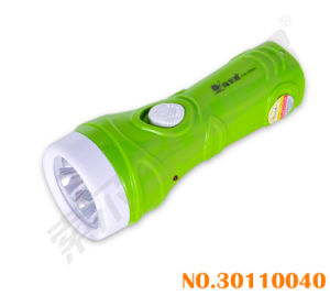 Factory Price LED Torch Rechargeable Flashlight (LD-239A) pictures & photos