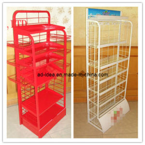 Metal Display Rack /Metal Stand/Metal Display Stand (RACK-020) pictures & photos