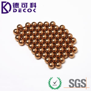 Factory Directly Solid 99.9% Pure Copper Ball 1mm in Stock pictures & photos