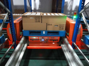 Warehouse Storage Shuttle Pallet Rack pictures & photos