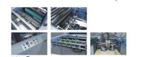 Automatic High Speed Laminator Hsyfma-800 pictures & photos