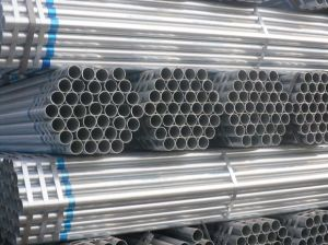 Steel Pipe Black Galvanized Nb Pipe Chs Gi Pipe pictures & photos