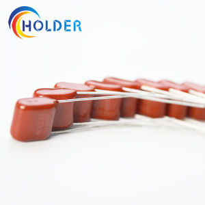 (Cl21 683j 400V) Metallized Polyester Capacitor All Series OEM Cl21 for Lighting Appliance AC Fan Power RoHS Reach pictures & photos