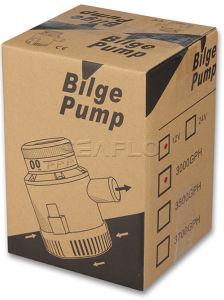 Portable Mini Plastic Electric Water Drain Pump pictures & photos
