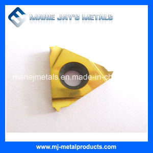 Tungsten Carbide Threading Inserts with High Performance pictures & photos