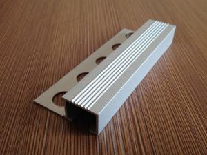 Aluminum Tile in Step Edge pictures & photos