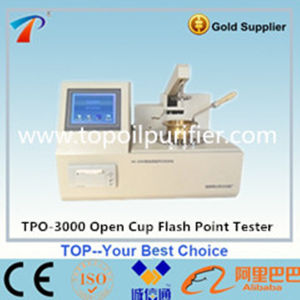 Automatic Transformer Oil Flash Point Test Kit (TPO-3000) pictures & photos