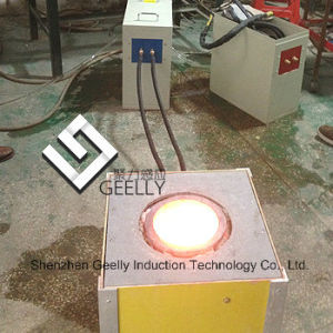 Induction Melting Furnace for Melting 10 Kgs of Copper, Brass, Silver, Gold, Stainless Steel, Aluminium etc pictures & photos