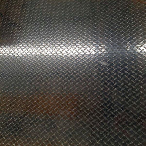 1bar 5bars Aluminum Checkered Plate for Decoration pictures & photos