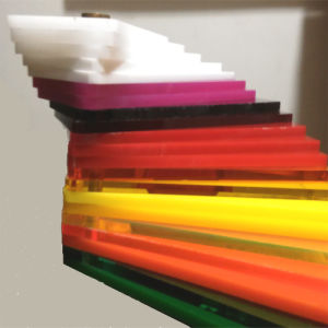 100% Virgin Plexiglass Cast Acrylic Sheet