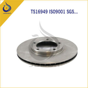 Iron Casting CNC Machining Auto Parts Brake Disc pictures & photos