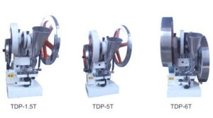 Tdp Mode China Made Single Punch Tablet Press Machine pictures & photos