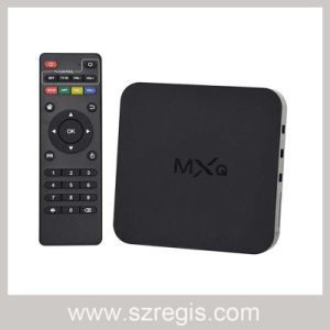 S805 Mxq Digital Satellite Receiver Android Smart TV Set-Top Box pictures & photos