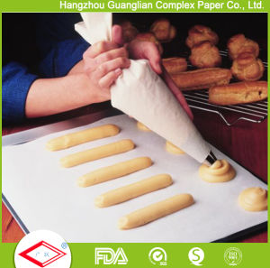 12 Inch by 16 Inch Non-Stick Silicone Parchment Pan Liners Cookie Baking pictures & photos