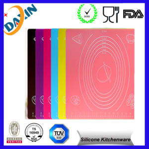 Rectangle Eco-Friendly Silicone Table Mat pictures & photos
