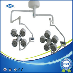 LED Shadowless Surgical Operation Light on Ceiling (YD02-4+5) pictures & photos
