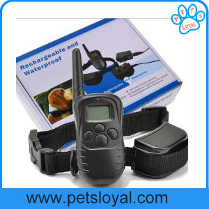Factory Pet Supply Rechargeable Dog Training Bark Collar pictures & photos