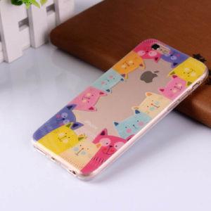 Custom Transparent TPU Case for iPhone pictures & photos