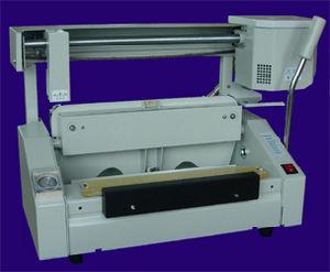 Glue Binder for Hard Cover Desktop Glue Binding Machine Wd-Jb-3 pictures & photos